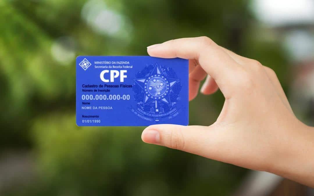 Saiba a importância de monitorar o próprio CPF